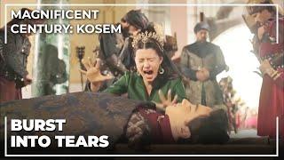 Kosem Says Goodbye To Her Mehmed   Magnificent Century: Kosem