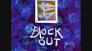 Block Out - Crno, Belo i Srebrno - Ljubicasto II