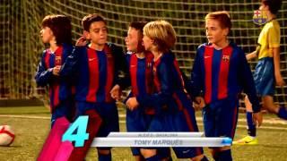 FCB Masia-Academy: Top goals 5-6 november
