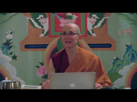 18 The Course in Buddhist Reasoning & Debate Statements of Qualities Review 12-07-17