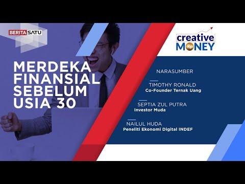 Creative Money: Merdeka Finansial Sebelum Usia 30