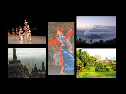 Indonesia - Sights, sounds & surprises.