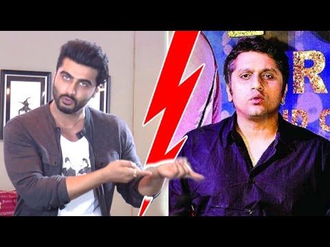 ANGRY Arjun Kapoor INSULTS Mohit Suri's Comment On Drinking 1 Lac/day Alcohol During Half Girlfriend