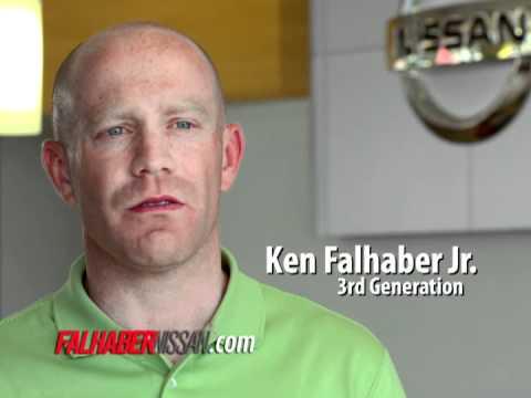 Falhaber Nissan Family Campaign -  Cincinnati