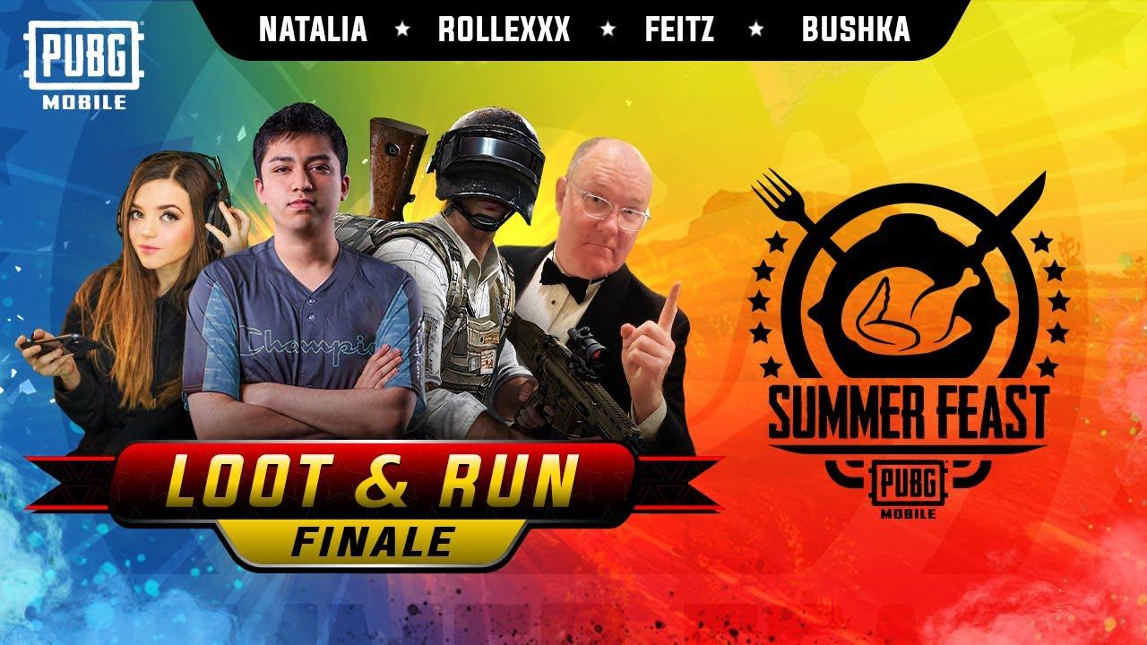 LOOT & RUN - Summer Feast Finale!