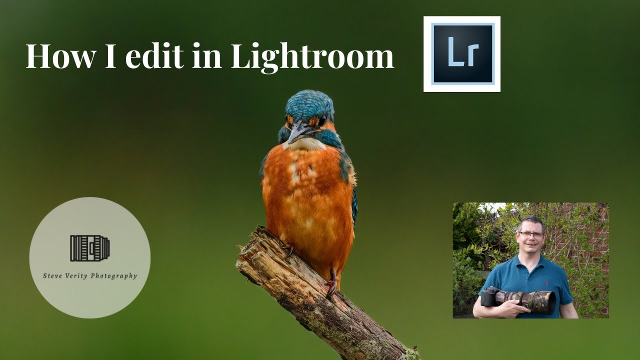 How I edit in Lightroom + competition