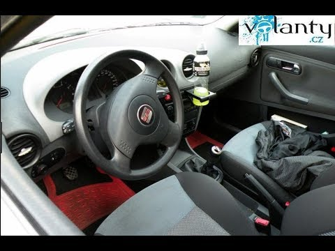 c mo quitar el airbag del volante seat ibiza 6l youtube. Black Bedroom Furniture Sets. Home Design Ideas