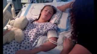 10 year old Sierras inspiring story of surviving a Brain AVM and Stroke!