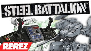 Biggest Xbox Controller Ever: Steel Battalion - Rare Obscure or Retro - Rerez