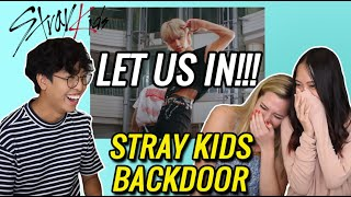 "Download lagu Non-Stray Kids Fans React to Stray Kids ""Back Door"" M/V (G-Mineo Reacts)"