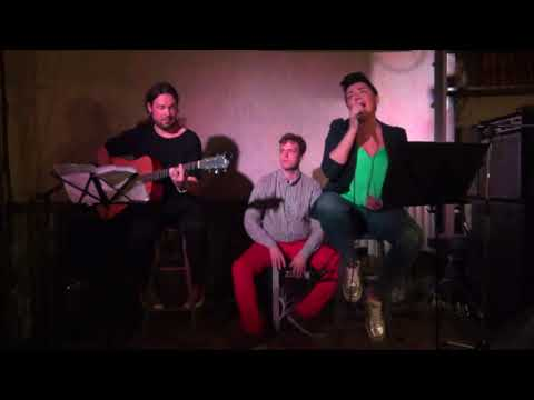 Sofiya Nepoyda - Midnight (Lianne la Havas cover) - DUMA BAR 23/08/2017