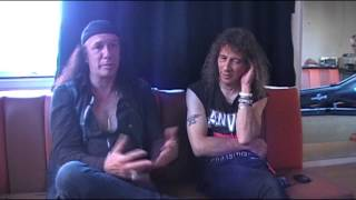 Anvil interview