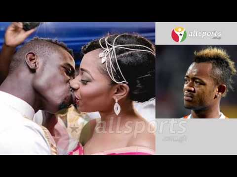 I slept with Jordan Ayew for four years - Afriyie Acquah's wife confesses