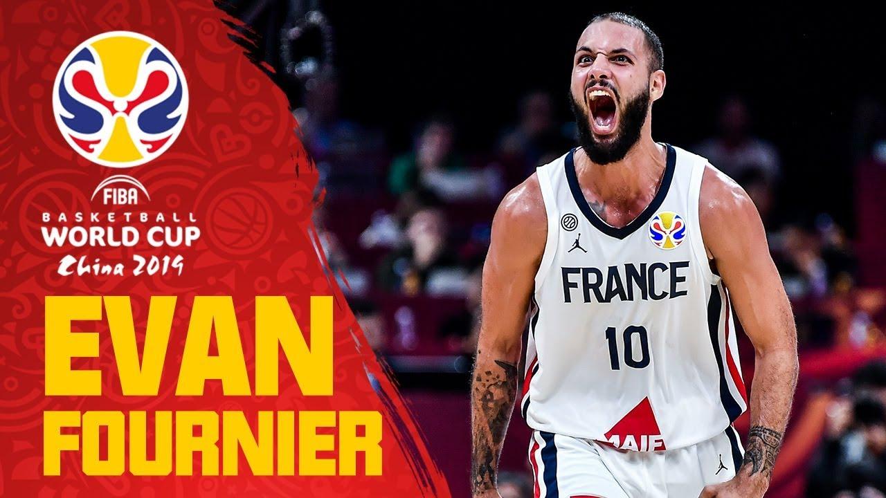 Evan Fournier - France   All-Star Five