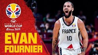 Evan Fournier - France | All-Star Five | FIBA Basketball World Cup 2019
