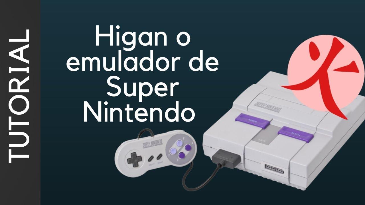 Higan o emulador de Super Nintendo no Ubuntu
