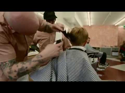 Uppercut Deluxe x Crows Nest Barbershop - Tradition