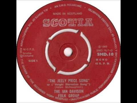 The Ian Davison Folk Group - The Jeely Piece Song