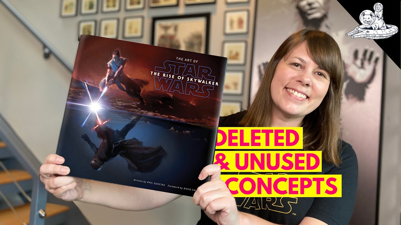 Star Wars The Rise Of Skywalker Deleted Scenes Unused Concepts Youtube