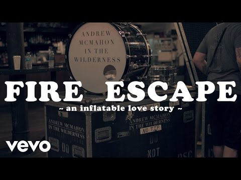 Andrew McMahon in the Wilderness - Fire Escape (日本語字幕付き)