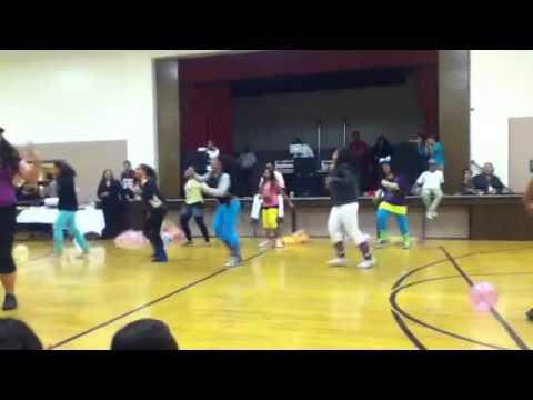 SLC Riverside youth 80s dance