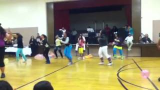 SLC Riverside youth 80s dance