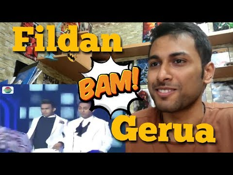 Fildan - Gerua (Bau Bau) | Indian's Reaction