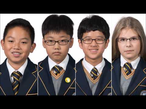 The British School of Nanjing international school Year 7 Video Yearbook