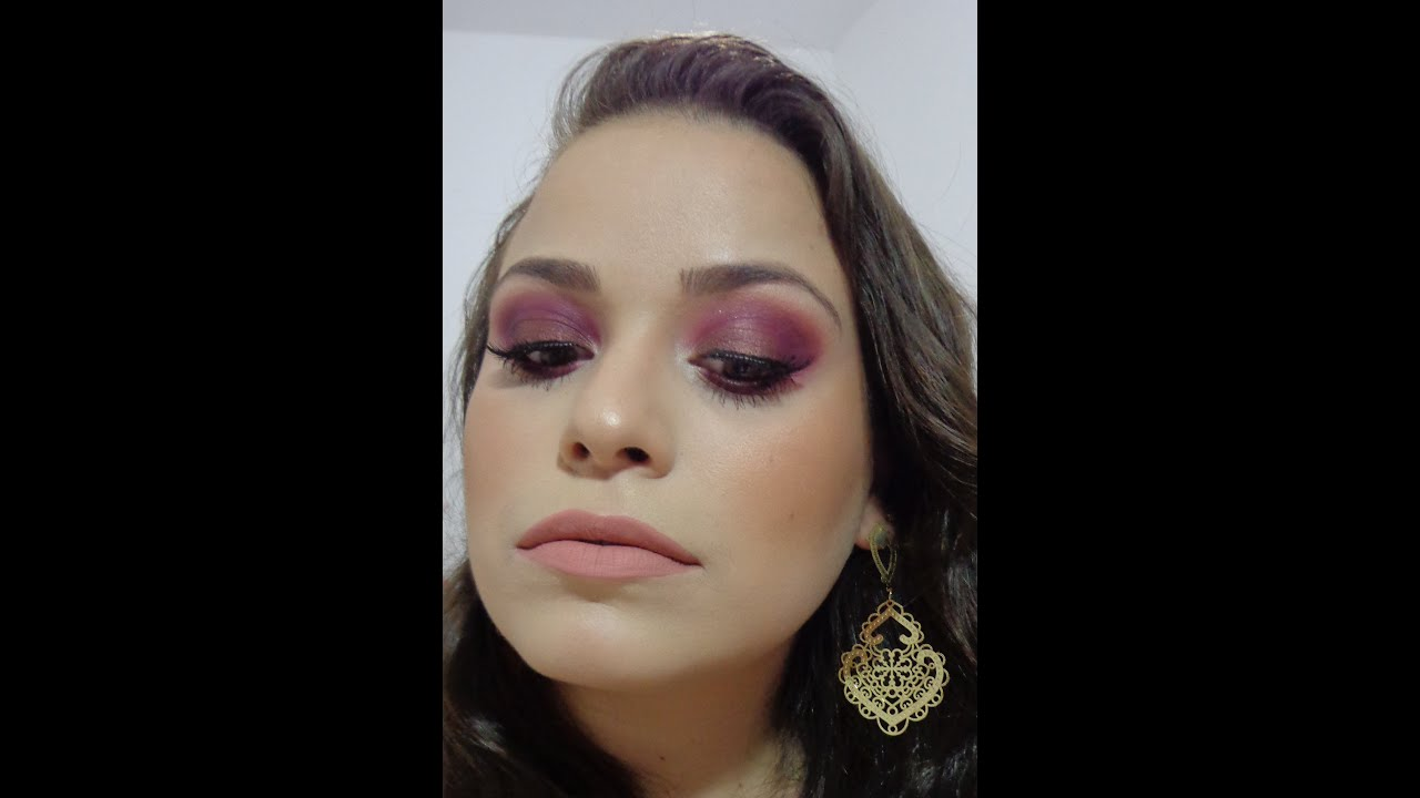 Smokey Eye Marsala