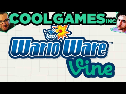 Griffin and Nick Combine WARIOWARE and VINE — CoolGames Inc