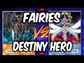 Yugioh! ANTI-COUNTER CARD!! CYBER-ANGELS VS DESTINY HEROES