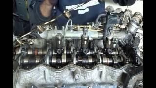 demontage & montage 4 Injecteurs Nissan XTRAIL T30 Vdi 2.2 - حاقن نيسان اكس تريل