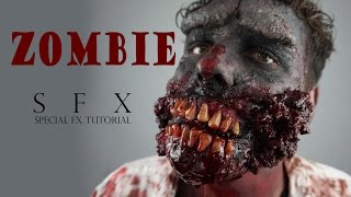 zombie sfx special fx tutorial