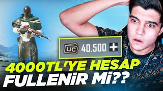 YENİ HESABIMA 4000 TL YATIRDIM!! | PUBG Mobile Kasa Kutu Açılımı
