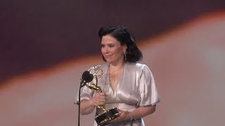 70th Emmy Awards: Alex Borstein Wins For Outstanding Supporting Actress In A Comedy Series