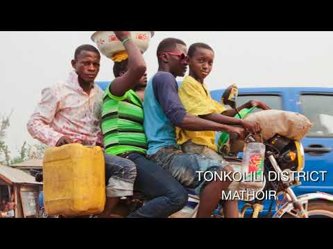 SIERRA LEONE ARTISANS CHYAO BENEFICIARIES