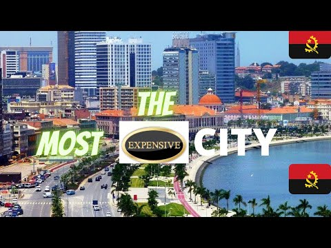 """Luanda city """"THE MOST UNDER-RATED CITY IN AFRICA"""", Luanda(Angola) nightlife"""