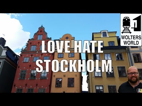 Visit Stockholm - 5 Things You Will Love & Hate about Stockh