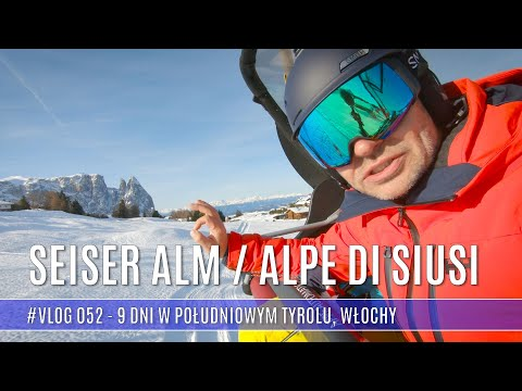 Seiser Alm / Alpe di Siusi - 9 days in South Tyrol