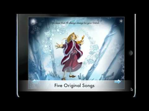 Always Be your Friend - Song from The Snow Queen Musical Children's Interactive Storybook