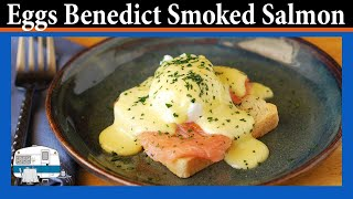 How to cook Eggs Benedict with Smoked Salmon
