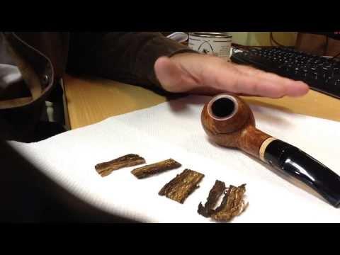 How I smoke a flake tobacco