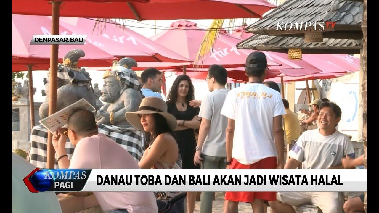 Danau Toba Dan Bali Akan Jadi Wisata Halal