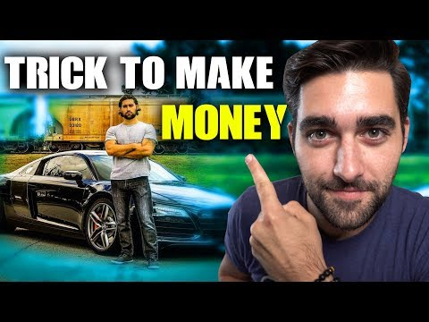 How To Make A LOT Of Money FAST | #1 Trick To Make Money | Law Of Attraction