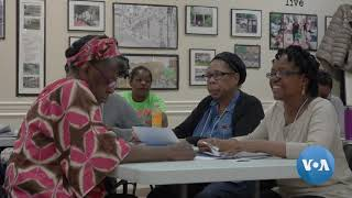 Senior Citizens and Children Brought Together by a Special