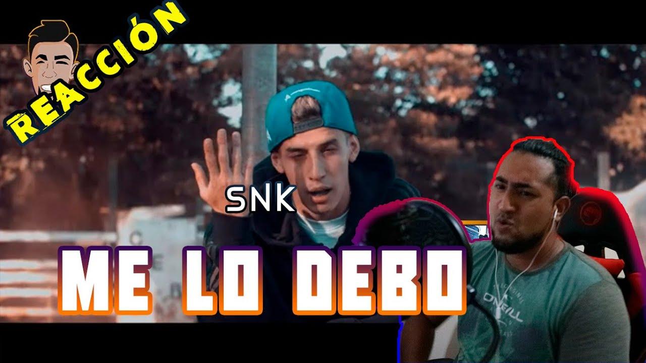 Download Reacción a SNK - Me lo debo   Shot by Phninja   Prod. Javfaker    TICO DE EXPORTACION     @FLAKORIDE
