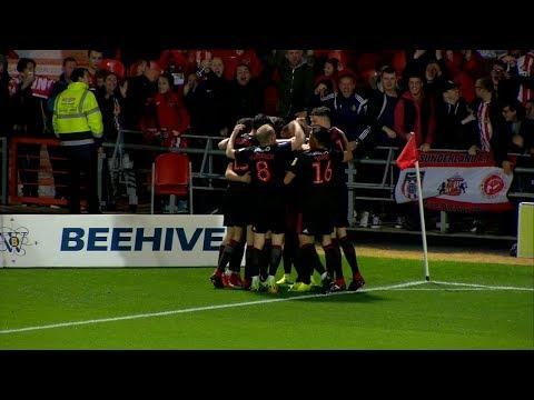 Highlights: Doncaster Rovers v Sunderland
