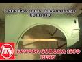 Part 7 Pre Reparacion Guardafango Copiloto toyota corona