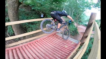BLACK MOUNTAIN CYCLE CENTRE IS THIS THE BEST TRAIL CENTRE IN THE UK????