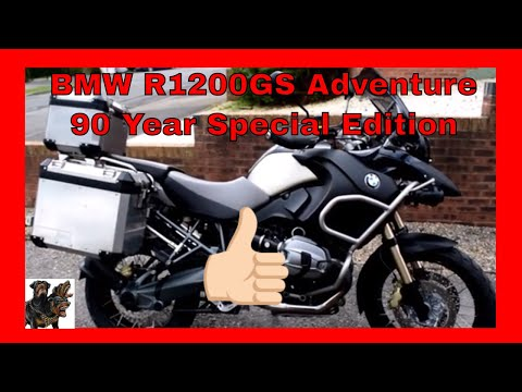 BMW R1200GS Adventure - 90 Jahre/Year Special Edition